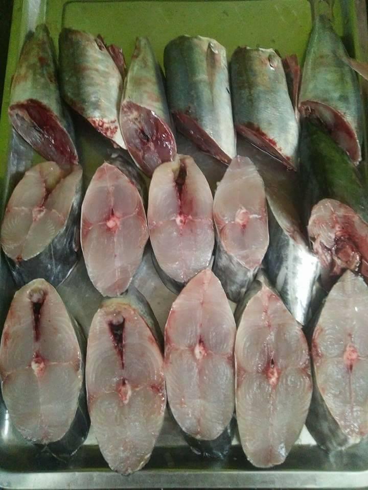 Cá thu tươi ngon