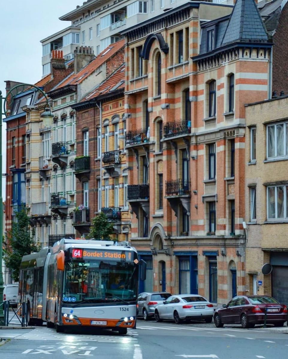 Du lịch Brussels