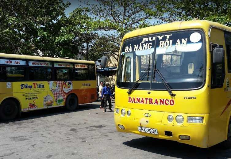Xe bus Đà Nẵng - Hội An