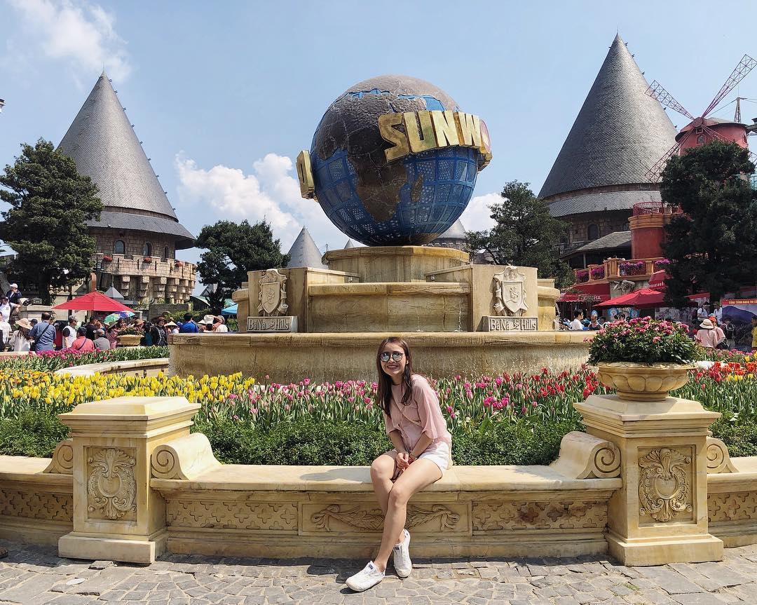 Bà Nà Hills là một ngọn núi có phong cảnh cực đẹp ở Đà Nẵng