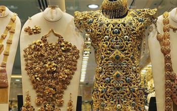 Choáng ngợp trước chợ vàng lớn nhất Thế Giới