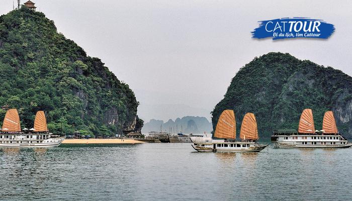 Du lịch Hạ Long - Yên Tử: Vịnh Hạ Long