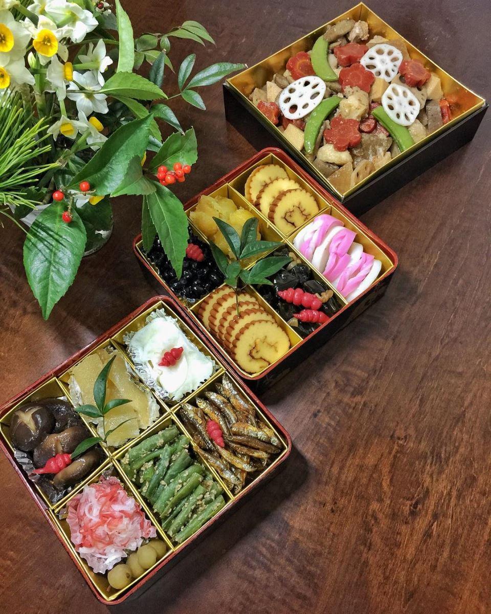 Món ăn tết Nhật Bản, món ăn truyền thống chỉ có thể ăn vào dịp tết cổ truyền Nhật Bản