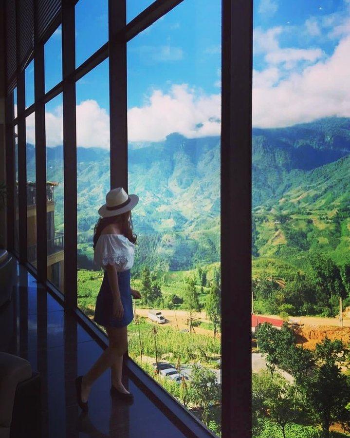View từ khách sạn không thể nào chê được