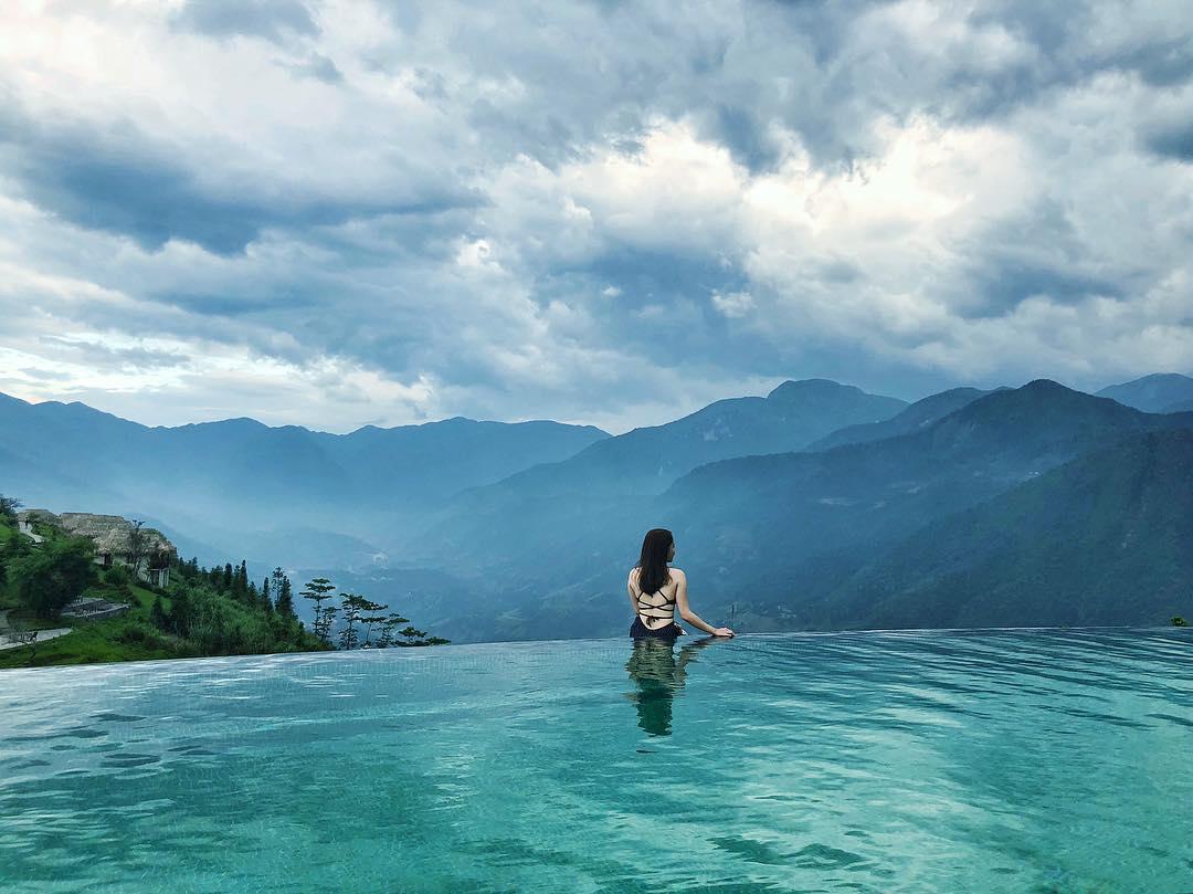 Lên Topas Ecolodge ngắm cảnh thiên nhiên Sa Pa cũng khiến nhiều du khách thỏa mãn