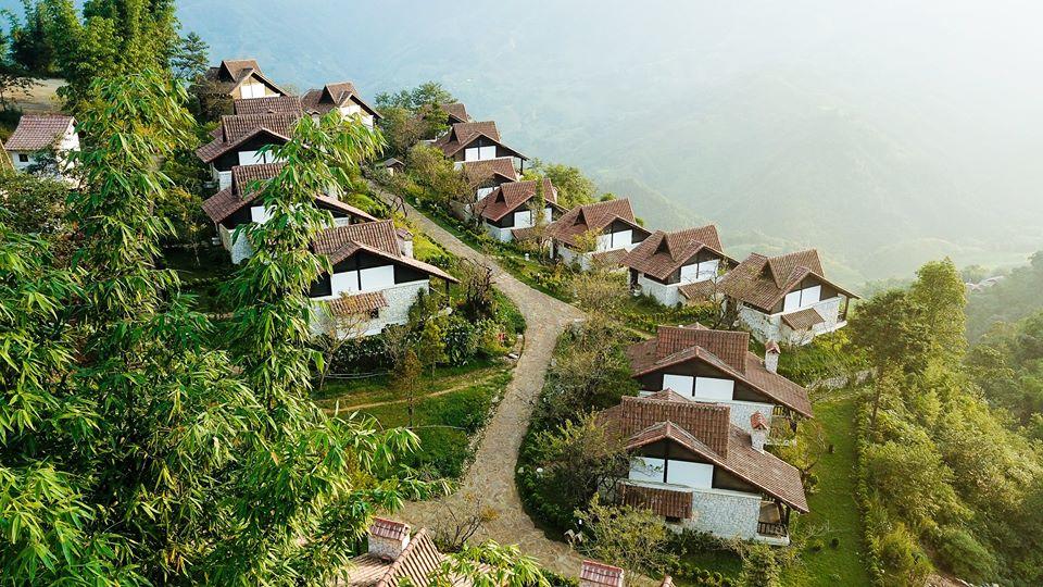Không gian yên bình, yên tĩnh của Sapa Jade Hill Resort