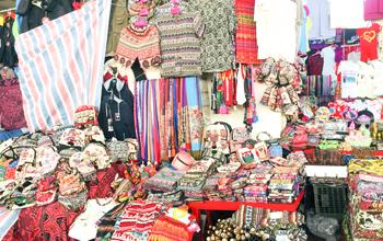 Du lịch Sapa - Chợ Sapa