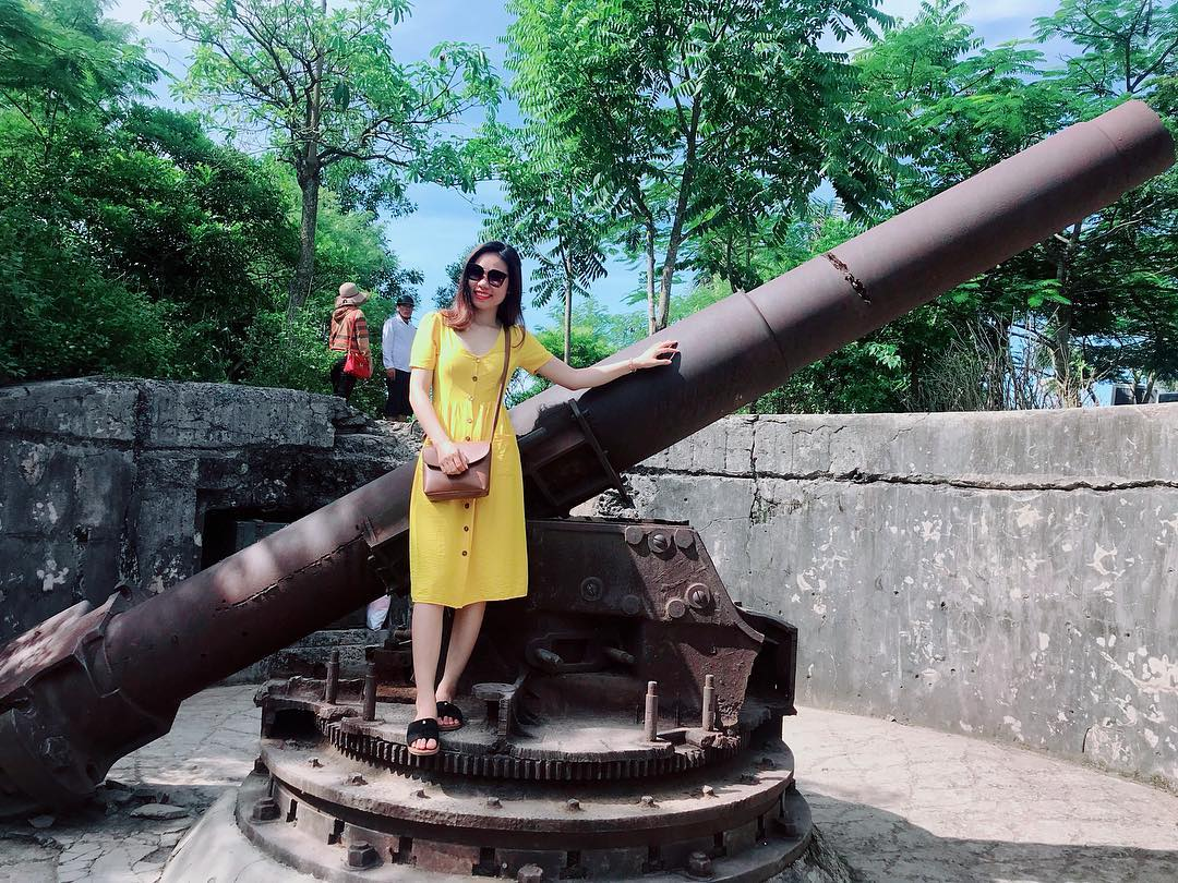 Di tích pháo đài thần công