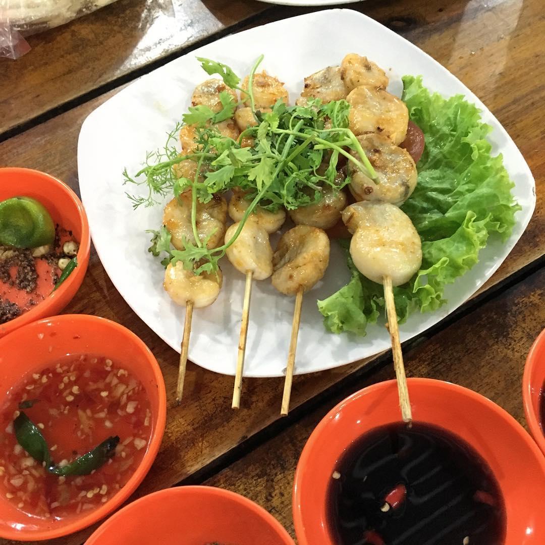 Nếu có cơ hội đến Phú Quốc, nhất định phải thử món còi biên mai các bạn nhé!