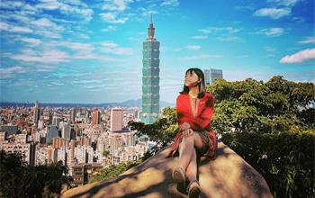 Chiêm ngưỡng tháp Taipei 101