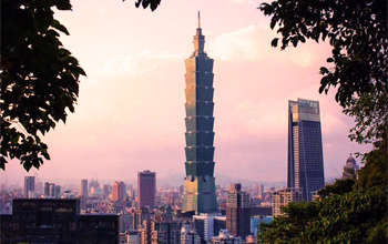 Tham quan tháp Taipei 101