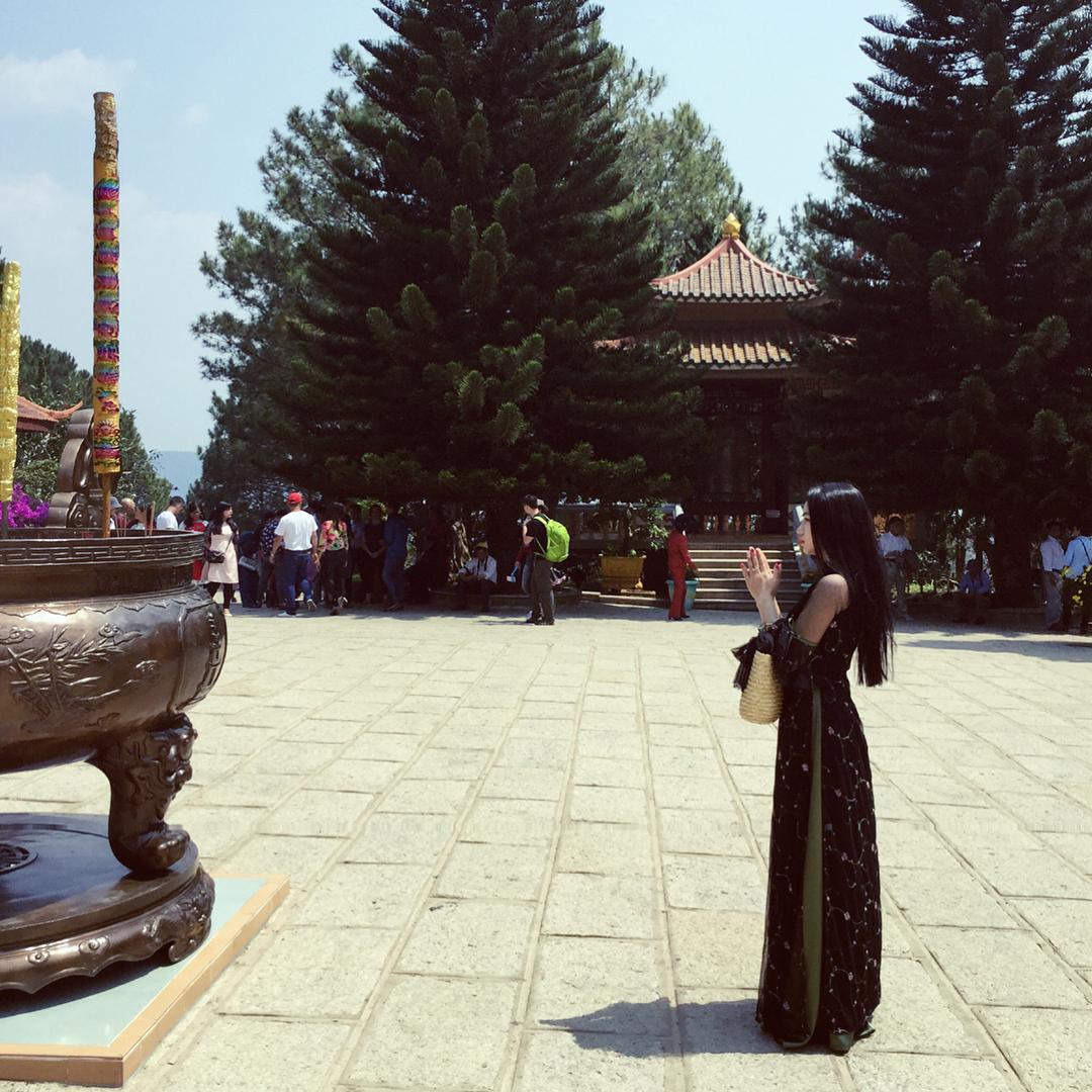 Đà Lạt là một địa điểm tuyệt vời để đi chơi vào dịp Tết Nguyên Đán