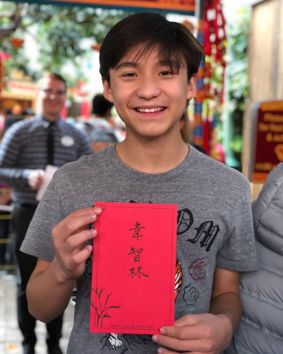 Trẻ em Singapore sẽ được nhận phong bao lì xì rực rỡ trong năm mới
