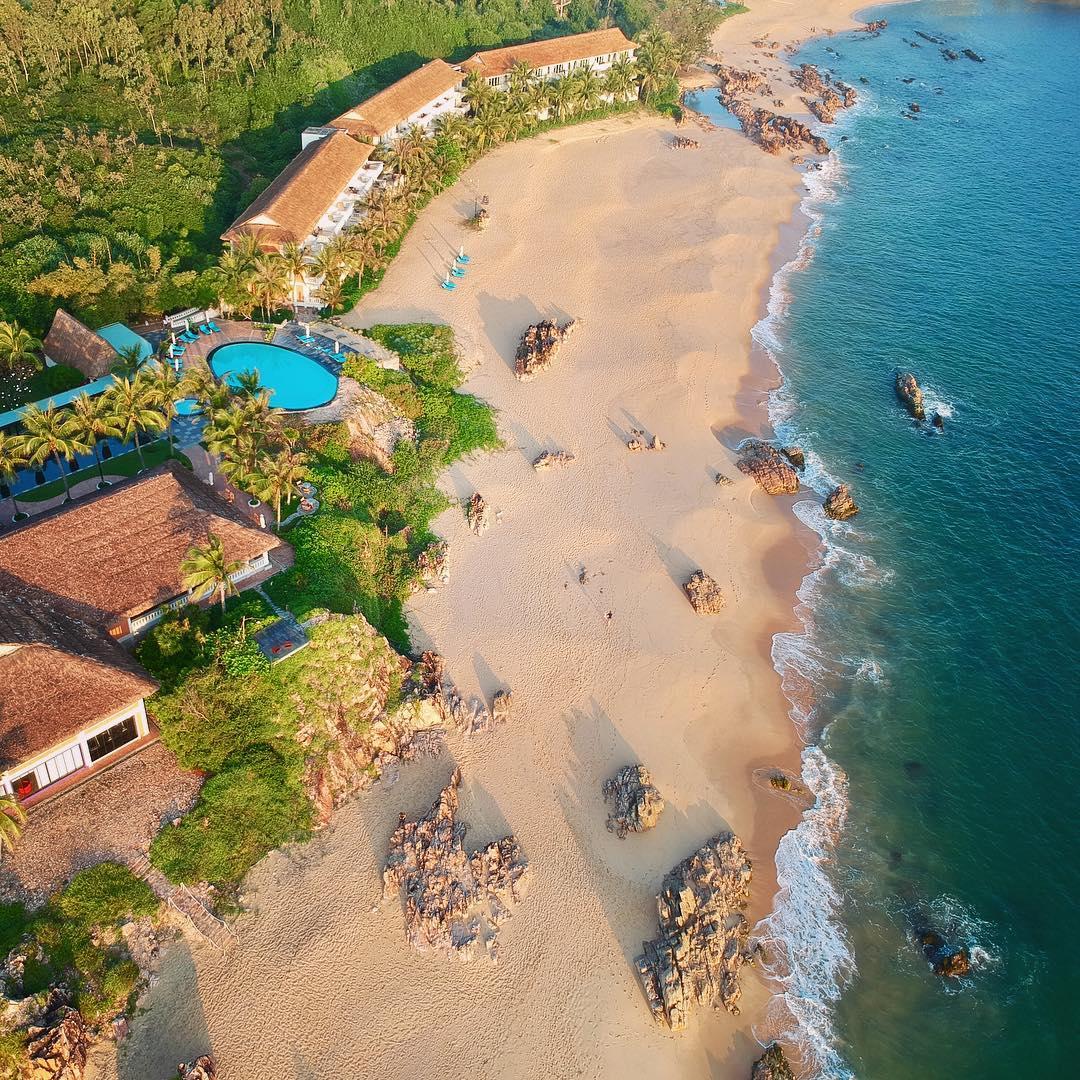 Avani Quy Nhơn Resort Spa - địa chỉ nghỉ dưỡng 4 sao hàng đầu tại