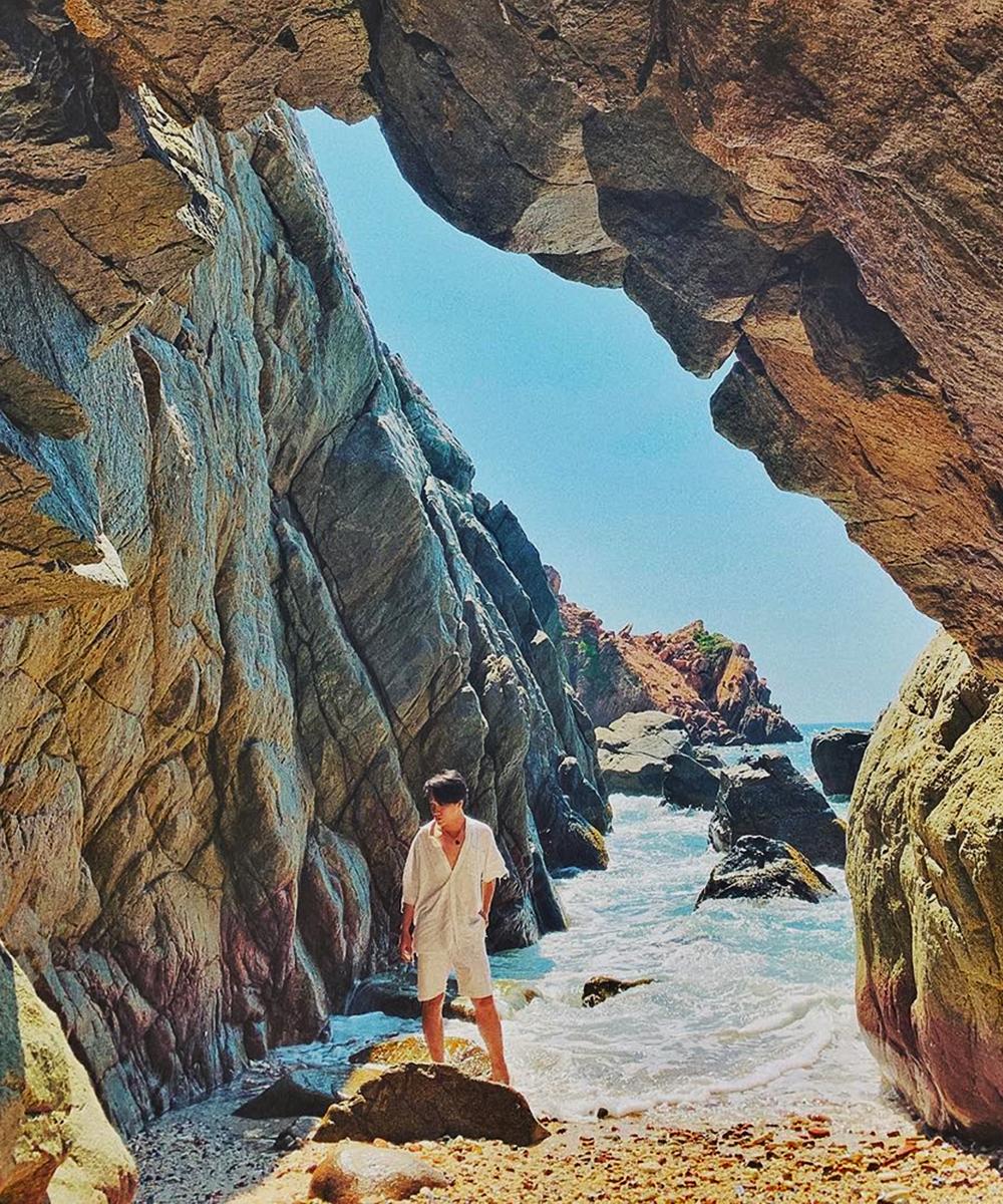 Du lịch Hòn Sẹo Quy Nhơn - vẻ đẹp nguyên sơ đầy sức sống